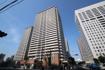 品川シーサイドビュータワーI外観写真