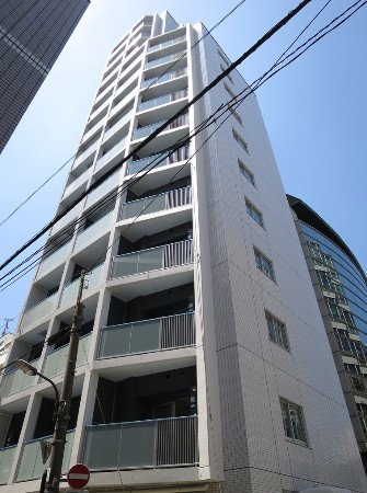 ルフォンプログレ三田外観写真