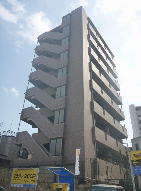 ソアブール品川戸越駅前外観写真