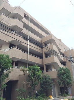 エスト・メール東大井外観写真