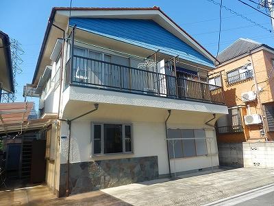 藤井荘外観写真