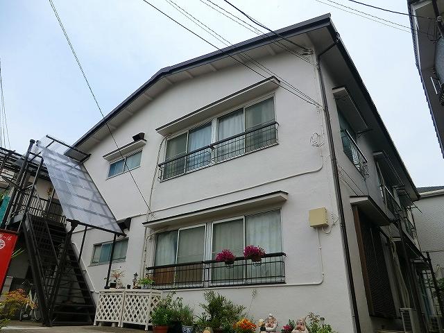 金子荘外観写真