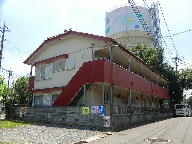 コーポ神田外観写真
