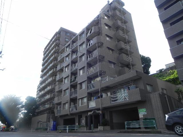 JUN朝霞台コート外観写真