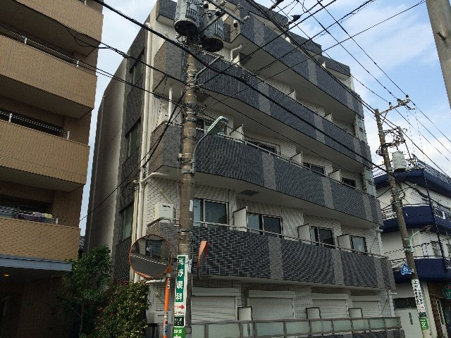 ピアコートTM保谷弐番館外観写真