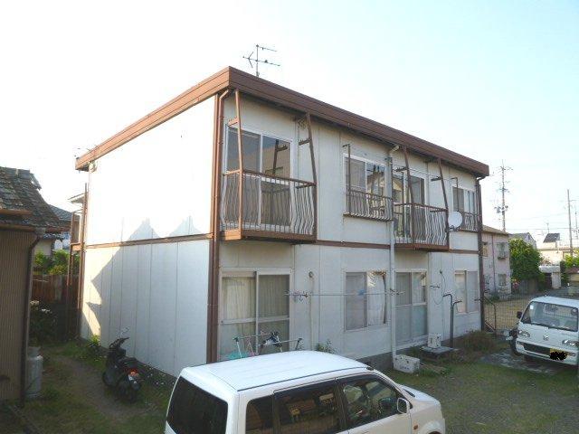 瀧下アパート外観写真