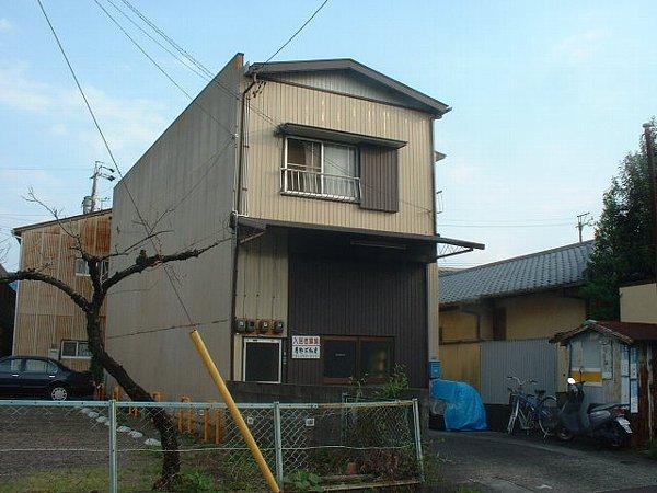 中田倉庫外観写真