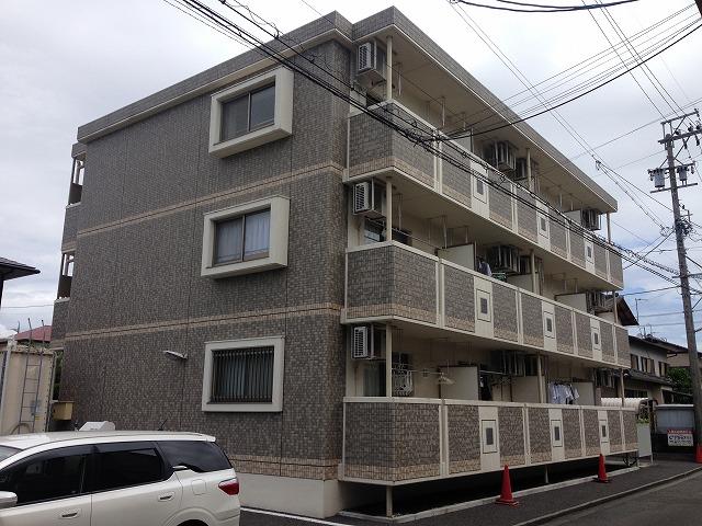 ドムス東静岡外観写真