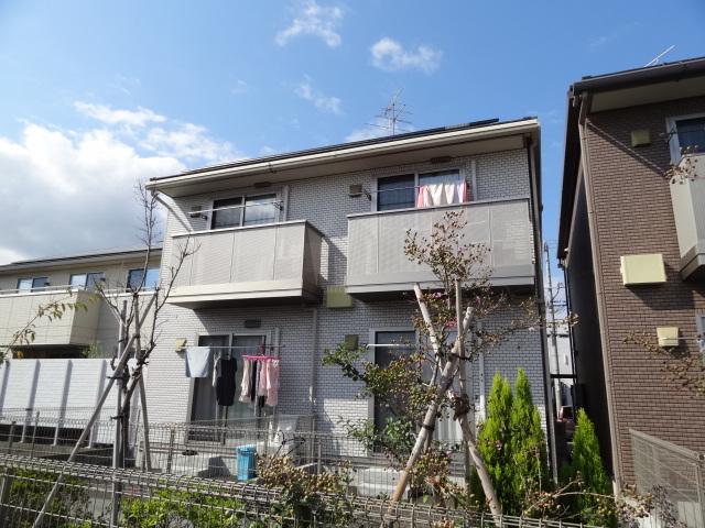メルヴェーユ東静岡 B外観写真