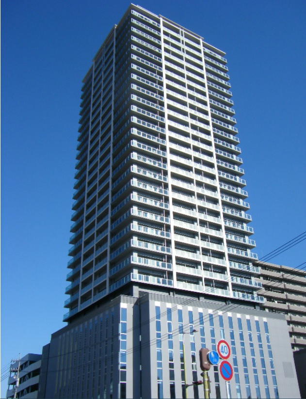 マークス・ザ・タワー東静岡外観写真
