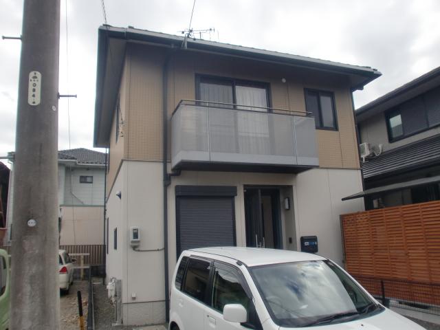 中田本町望月一戸建て外観写真