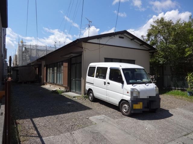 富士見台 望月戸建A棟外観写真