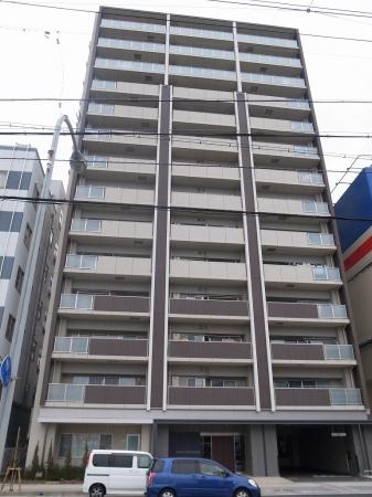 プレミスト東静岡南口外観写真