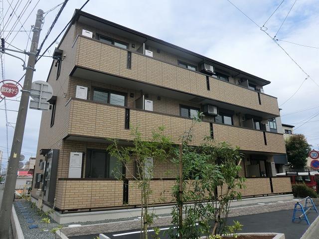 (仮)D-room中田本町外観写真