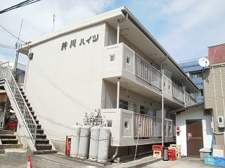 井川ハイツ外観写真