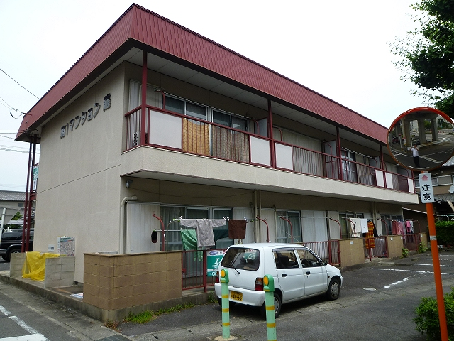 第1マンション龍外観写真