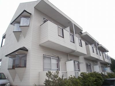 福岡ワンルームマンション外観写真