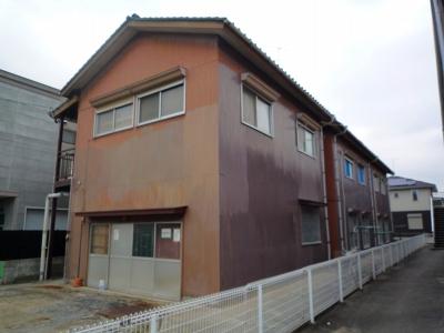 第2立栄荘外観写真