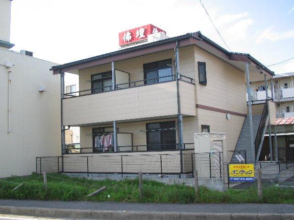 十塚コーラス外観写真