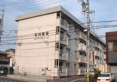 石川住宅外観写真
