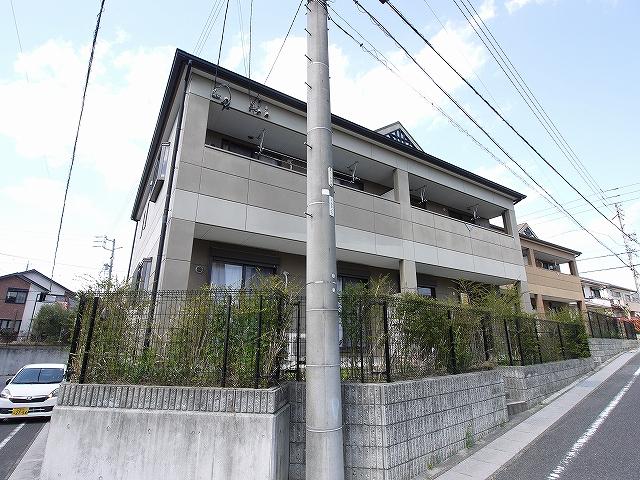 原田様メゾネットA・B外観写真