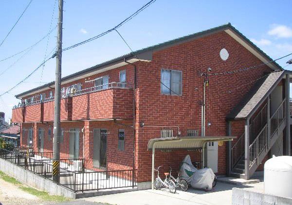 ヨーロピアンシャレー東新煉瓦の家外観写真