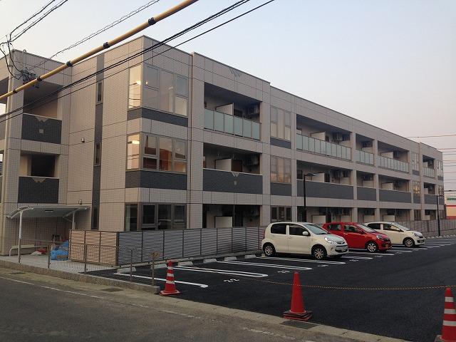 田中町K様マンション外観写真