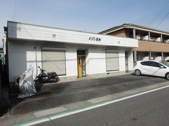 メゾン宮川平屋テラス外観写真