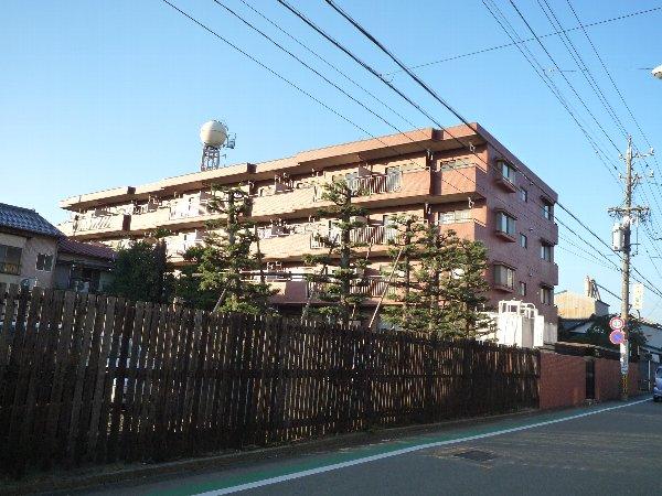 マンション珠瑠河Ⅱ外観写真
