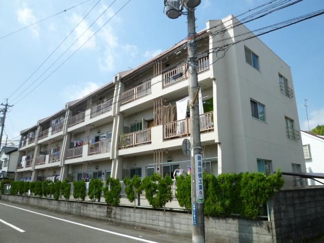 橋本マンション外観写真