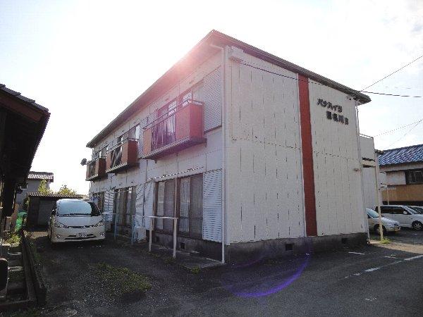 パナハイツ瀬名川 B棟外観写真