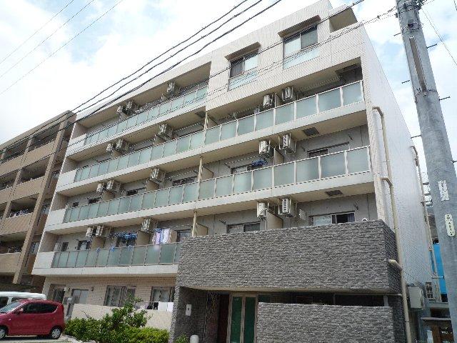 ルーセント東静岡外観写真