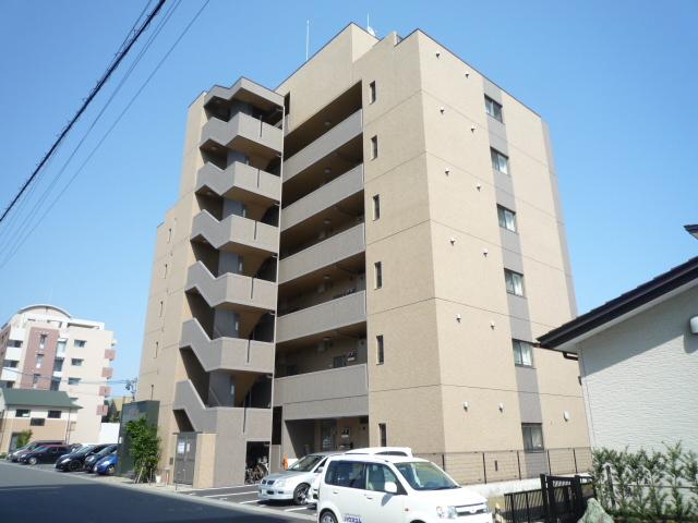 エイトバード東静岡外観写真