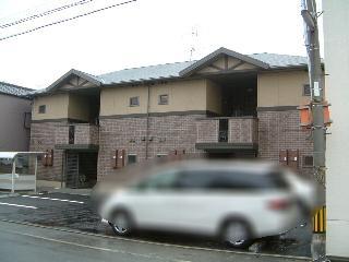 エトワール新富町外観写真