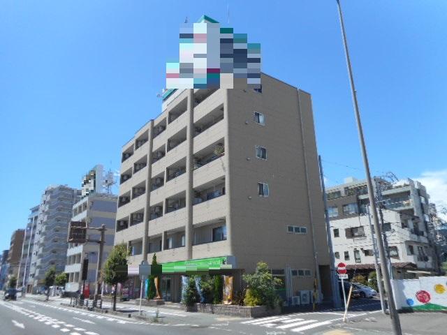シティ・コート葵外観写真