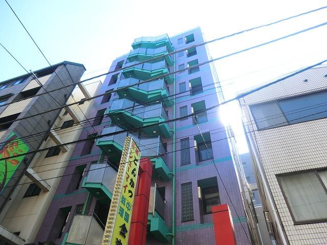 パレス内田6号館外観写真