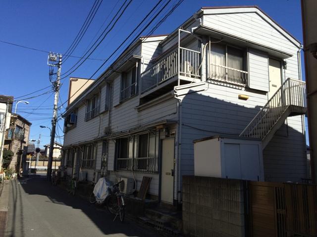 押田荘外観写真
