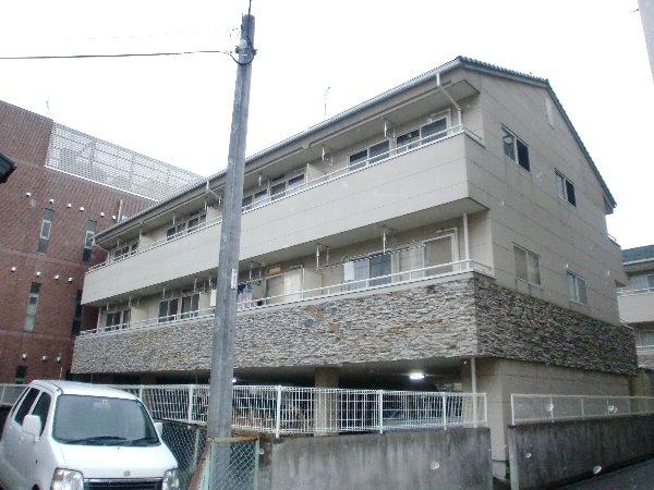 アミューズNAKAHARA B外観写真