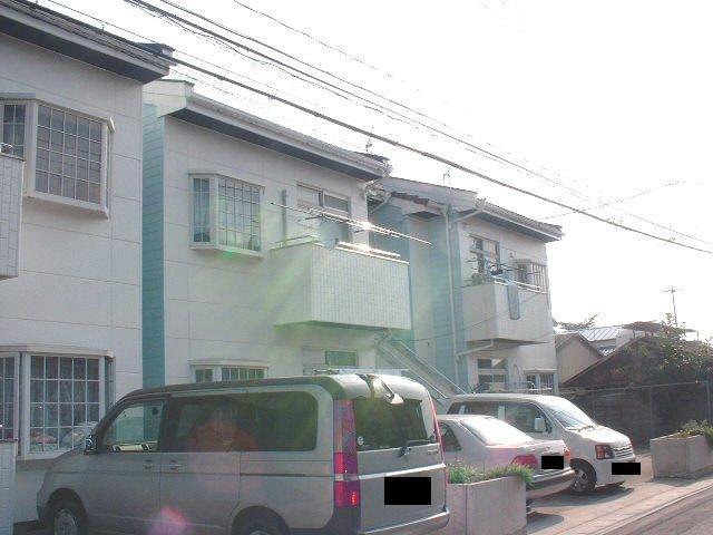 増渕ハイツB外観写真