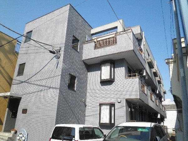 塙田壱番館外観写真