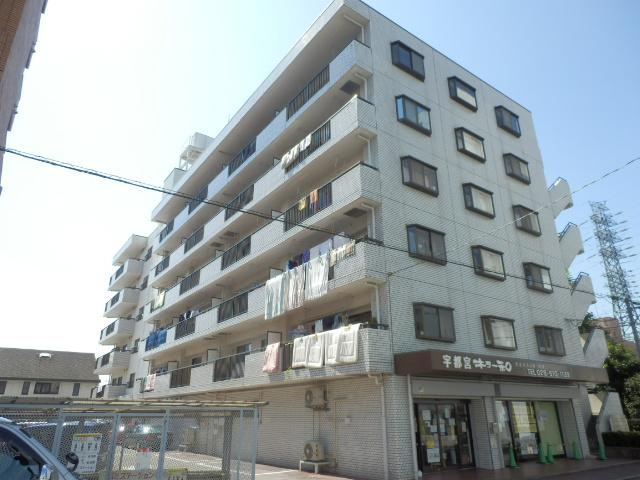 アビタシオン東宿郷外観写真