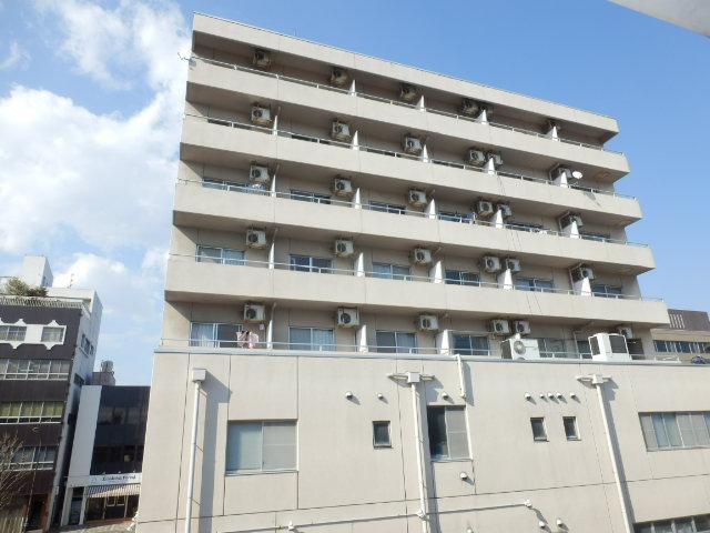 うなばら県庁通りマンション外観写真