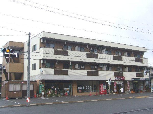 前田ハイツ外観写真