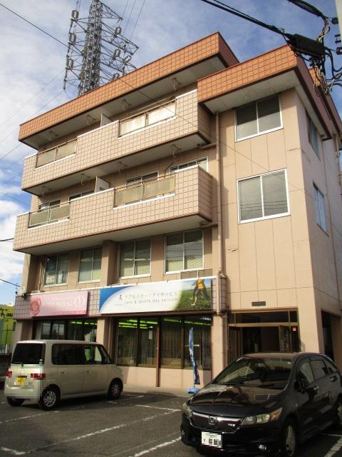 吉澤倉庫ビル外観写真