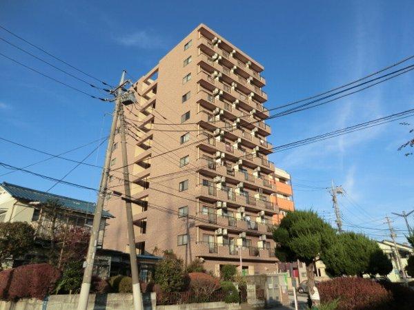 ランドパレス宇都宮平成通り外観写真