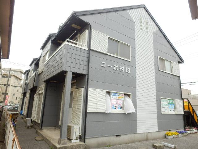 コーポ村田外観写真