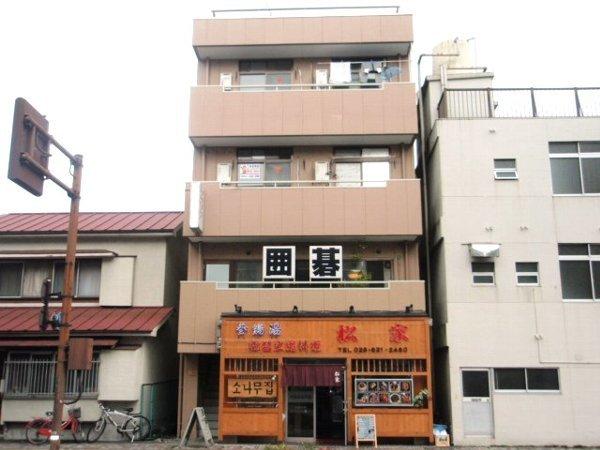 ピュアシティ塙田外観写真