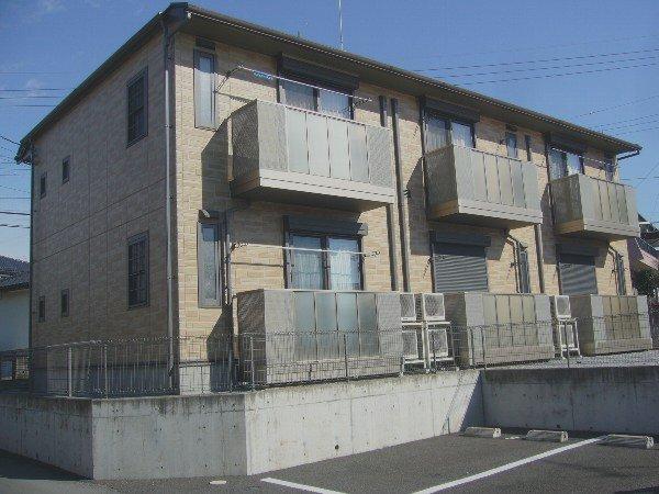 アリーナ鶴田駅南外観写真