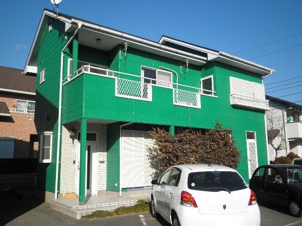 伊藤住宅(2階建)外観写真