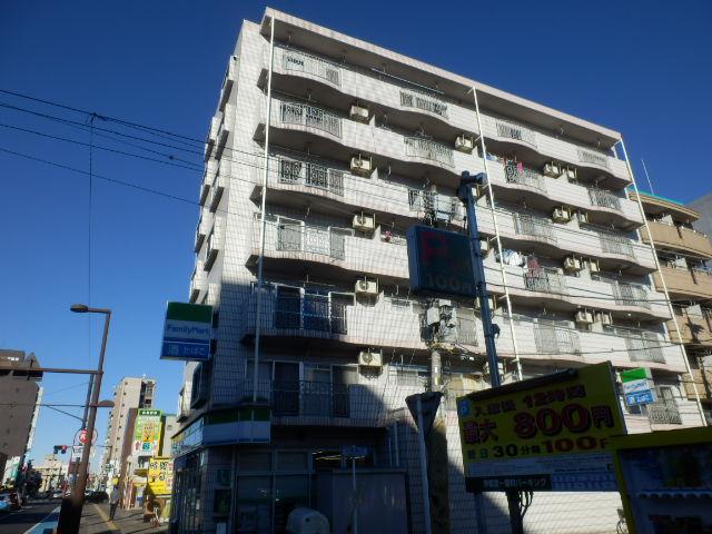 黒川ビル外観写真